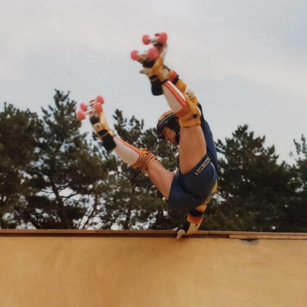 アグレッシブローラースケート