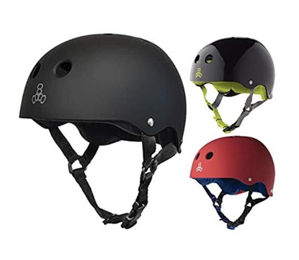 triple8(トリプルエイト)ヘルメット