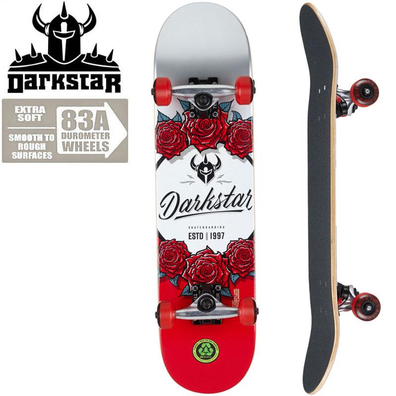 darkstar キッズ用コンプリートスケートボード