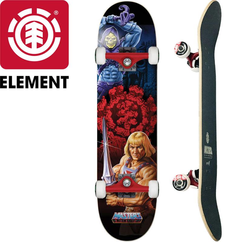 element コンプリートスケートボード