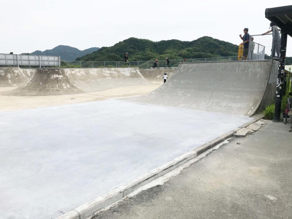 福岡県古賀市ライブスケーツ古賀(古賀グリーンパーク)