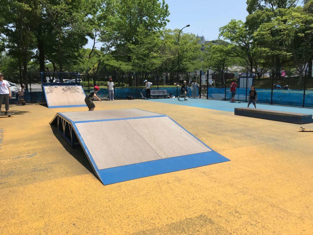 福岡県営春日公園スケートパーク