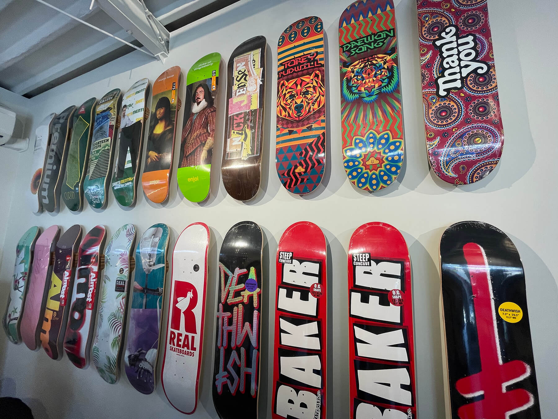 GRACE スケートボード用品専門店